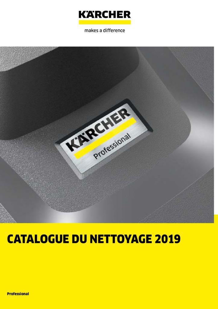 thumbnail of Catalogue karcher Professionnel 2019